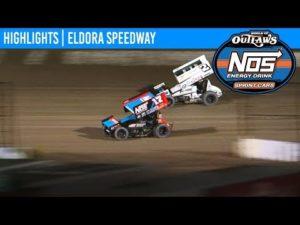 World of Outlaws NOS Energy Drink Sprint Cars Eldora Speedway, September 27th, 2019   HIGHLIGHTS