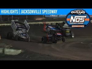 World of Outlaws NOS Energy Drink Sprint Cars Jacksonville Speedway, Sept 25th, 2019   HIGHLIGHTS