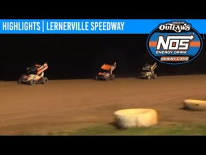 World of Outlaws NOS Energy Sprint Cars Lernerville Speedway, Sept. 28th, 2019 | HIGHLIGHTS