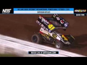 DIRTVISION REPLAYS | Williams Grove Speedway October 4th, 2019