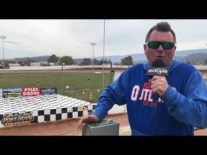 RACE DAY PREVIEW   Port Royal Speedway Oct. 26, 2019