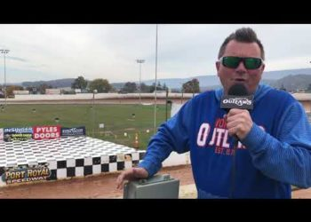 RACE DAY PREVIEW | Port Royal Speedway Oct. 26, 2019