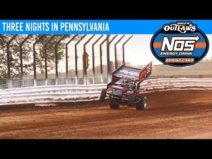 Three Nights in Pennsylvania   World of Outlaws NOS Energy Drink Sprint Cars May 15-18, 2019