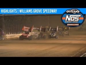 World of Outlaws NOS Energy Sprint Cars Williams Grove Speedway, Oct 5th, 2019 | HIGHLIGHTS