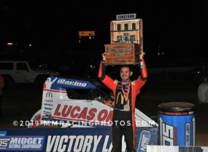 Kyle Larson made $32,000
