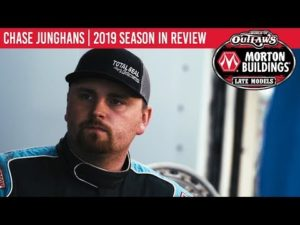 Chase Junghans   2019 World of Outlaws Morton Buildings Late Model Series Season In Review