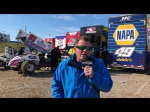 RACE DAY PREVIEW | The Dirt Track at Charlotte World Finals Nov. 9