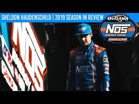 Sheldon Haudenschild | 2019 World of Outlaws NOS Energy Drink Sprint Car Series Season In Review