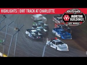 World of Outlaws Morton Buildings Late Models Dirt Track at Charlotte, November 8, 2019   HIGHLIGHTS
