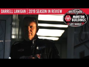 Darrell Lanigan | 2019 World of Outlaws Morton Buildings Late Model Series Season In Review