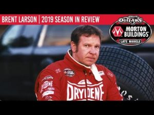 Brent Larson | 2019 World of Outlaws Morton Buildings Late Model Series Season In Review
