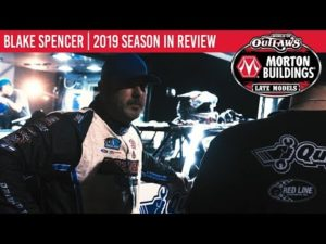 Blake Spencer | 2019 World of Outlaws Morton Buildings Late Model Series Season In Review