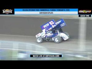 DIRTVISION REPLAYS | Volusia Speedway Park February 8th, 2020