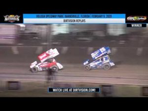 DIRTVISION REPLAYS | Volusia Speedway Park February 9th, 2020