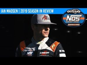 Ian Madsen | 2019 World of Outlaws NOS Energy Drink Sprint Car Series Season In Review