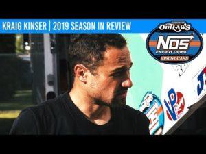 Kraig Kinser   2019 World of Outlaws NOS Energy Drink Sprint Car Series Season In Review