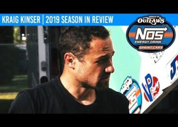 Kraig Kinser | 2019 World of Outlaws NOS Energy Drink Sprint Car Series Season In Review