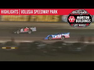 World of Outlaws Morton Buildings Late Models Volusia Speedway Park, February 13, 2020   HIGHLIGHTS