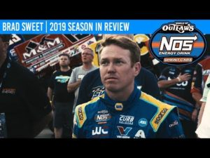 Brad Sweet | 2019 World of Outlaws NOS Energy Drink Sprint Car Series Season In Review