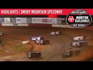 World of Outlaws Morton Buildings Late Models Smoky Mountain Speedway, March 7, 2020   HIGHLIGHTS