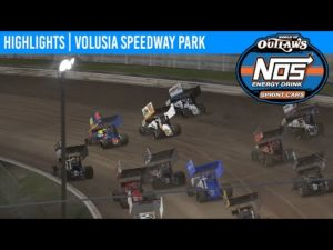World of Outlaws NOS Energy Drink Sprint Cars iRacing Invitational, March 25th, 2020 | HIGHLIGHTS