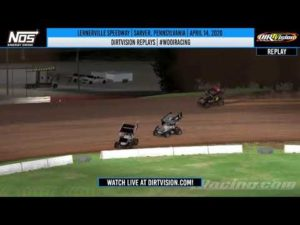 DIRTVISION REPLAYS   NOS Energy Drink iRacing Invitational April 14th, 2020