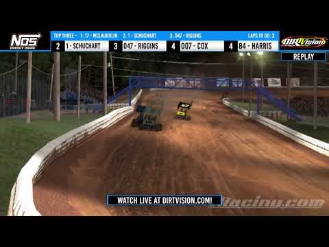 DIRTVISION REPLAYS | NOS Energy Drink iRacing Invitational April 21st, 2020