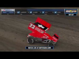 DIRTVISION REPLAYS | NOS Energy Drink iRacing Invitational April 7th, 2020