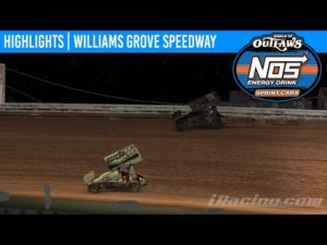 World of Outlaws NOS Energy Drink Sprint Cars Williams Grove Speedway, April 21st, 2020 | HIGHLIGHTS