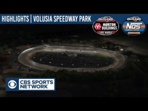 CBS Sports Network World of Outlaws Volusia Speedway Park May 5th, 2020   HIGHLIGHTS