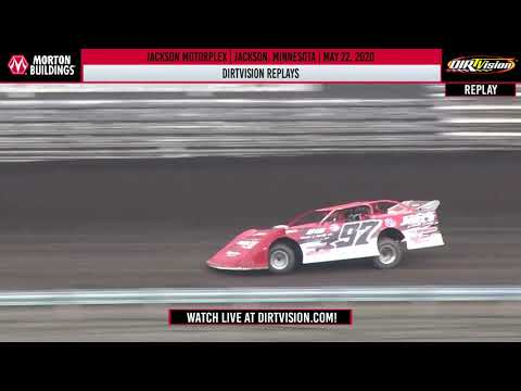 DIRTVISION REPLAYS | Jackson Motorplex May 22, 2020