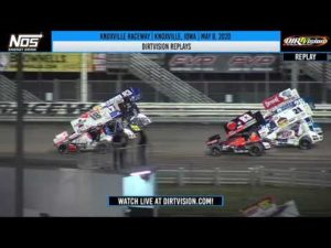 DIRTVISION REPLAYS   Knoxville Raceway May 8, 2020