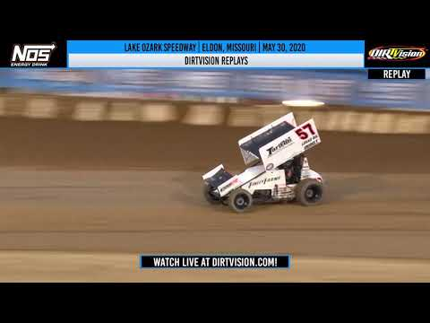 DIRTVISION REPLAYS | Lake Ozark Speedway May 30, 2020