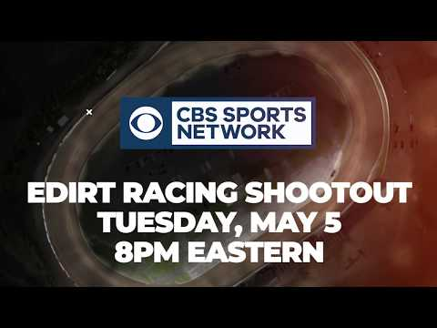 World of Outlaws: eDIRT Racing Shootout on CBS Sports Network