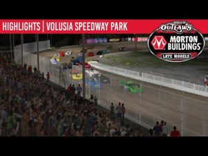 World of Outlaws Morton Buildings Late Models Volusia Speedway Park, May 4th, 2020 | HIGHLIGHTS
