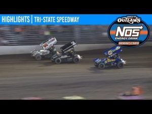 World of Outlaws NOS Energy Drink Sprint Cars Tri-State Speedway, June 20, 2020   HIGHLIGHTS