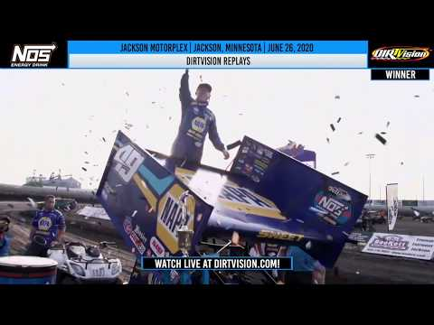 DIRTVISION REPLAYS | Tri-State Speedway June 26, 2020