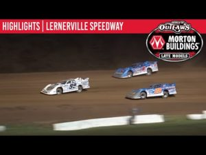 World of Outlaws Morton Buildings Late Models Lernerville Speedway, June 27th, 2020   HIGHLIGHTS