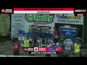 DIRTVISION REPLAYS   Outagamie Speedway July 10, 2020