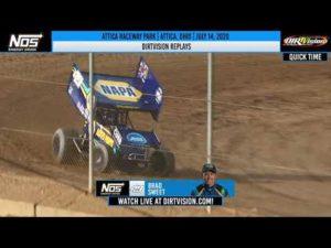 DIRTVISION REPLAYS | Attica Raceway Park July 14, 2020