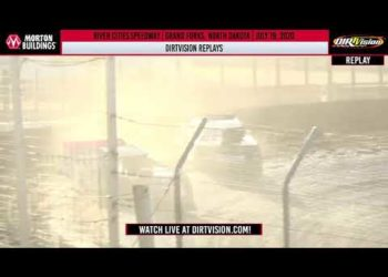 DIRTVISION REPLAYS | River Cities Speedway July 19, 2020