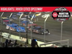 World of Outlaws Morton Buildings Late Models River Cities Speedway, July 19, 2020   HIGHLIGHTS
