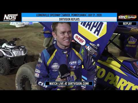 DIRTVISION REPLAYS | Lernerville Speedway July 21, 2020