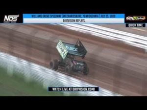 DIRTVISION REPLAYS | Williams Grove Speedway July 25, 2020