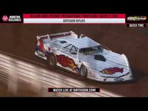 DIRTVISION REPLAYS | Williams Grove Speedway August 21st, 2020