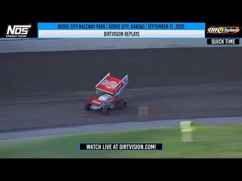 DIRTVISION REPLAYS | Dodge City Raceway Park September 11th, 2020