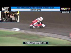 DIRTVISION REPLAYS | Dodge City Raceway Park September 12th, 2020