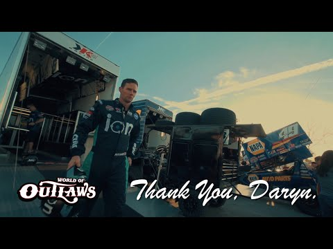 A Salute to Daryn Pittman