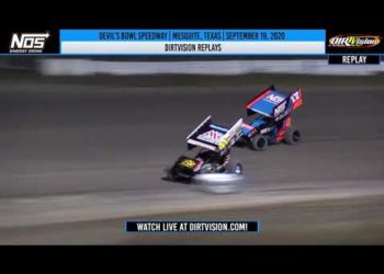 DIRTVISION REPLAYS | Devil's Bowl Speedway September 19th, 2020