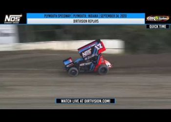 DIRTVISION REPLAYS | Plymouth Speedway September 24th, 2020